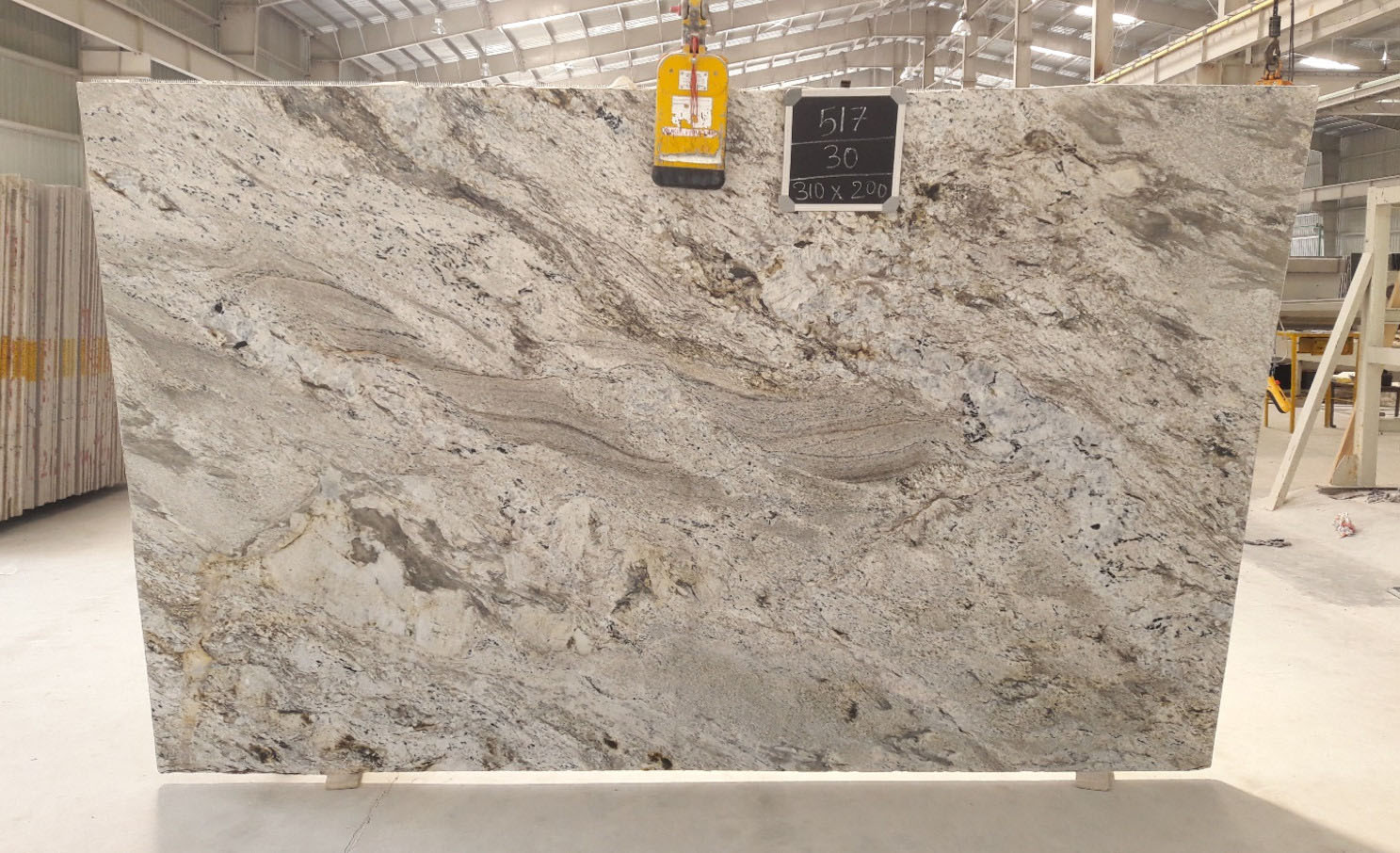 Blue Dunes Granite from India