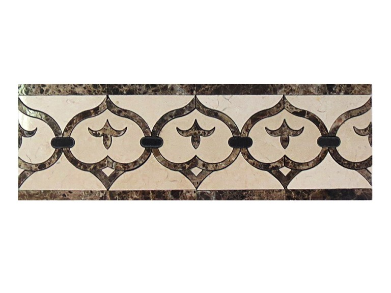 Marble Mosaic Border DS-133-1