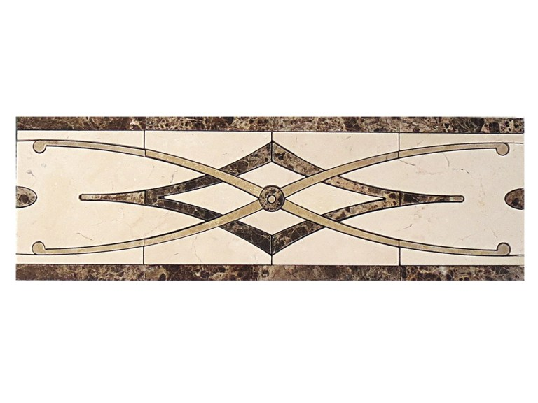 Marble Mosaic Border DS264-8