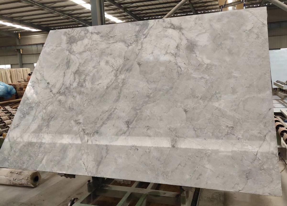Brazilian Calacatta Grey Marble Polished Slabs