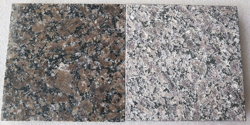 Brown Tiles China Granite Tiles