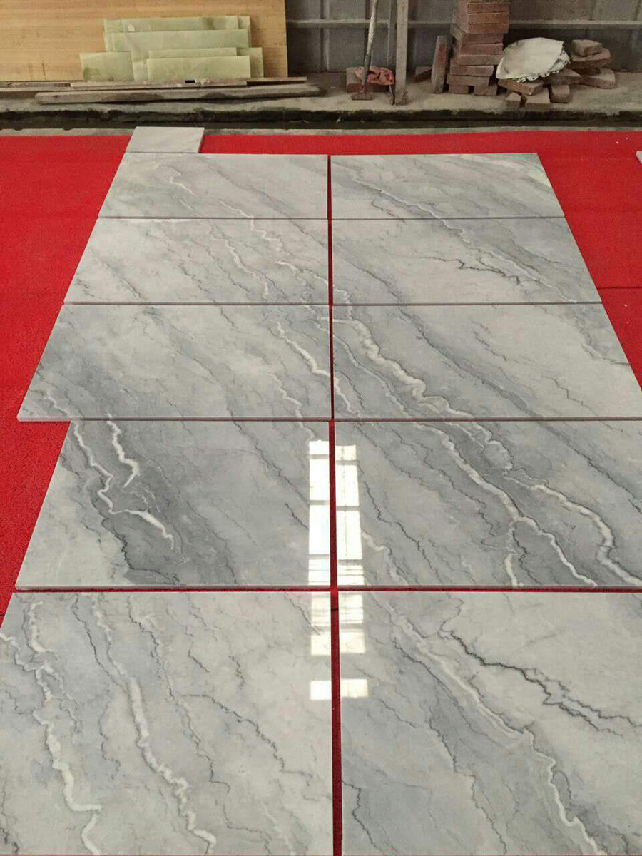 Bruce Grey Marble Tiles for Floor and Wall