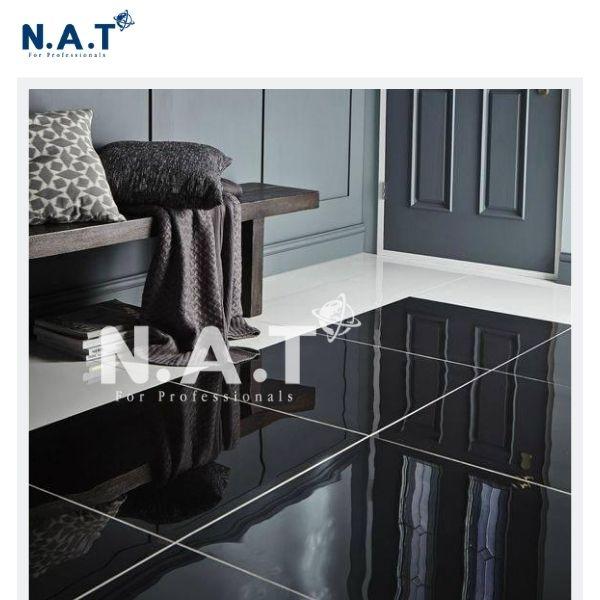 Viet Nam black basalt polished