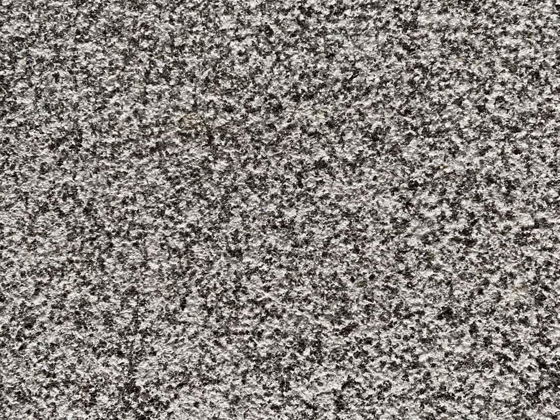 Bush hammer surface -G603 Sesame Gray