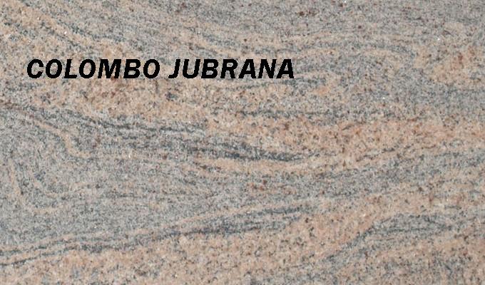 Colombo Jubrana Granite Slabs