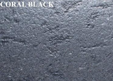 CORAL BLACK