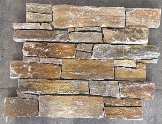 CPZ-49R Quartzite Wall Stone