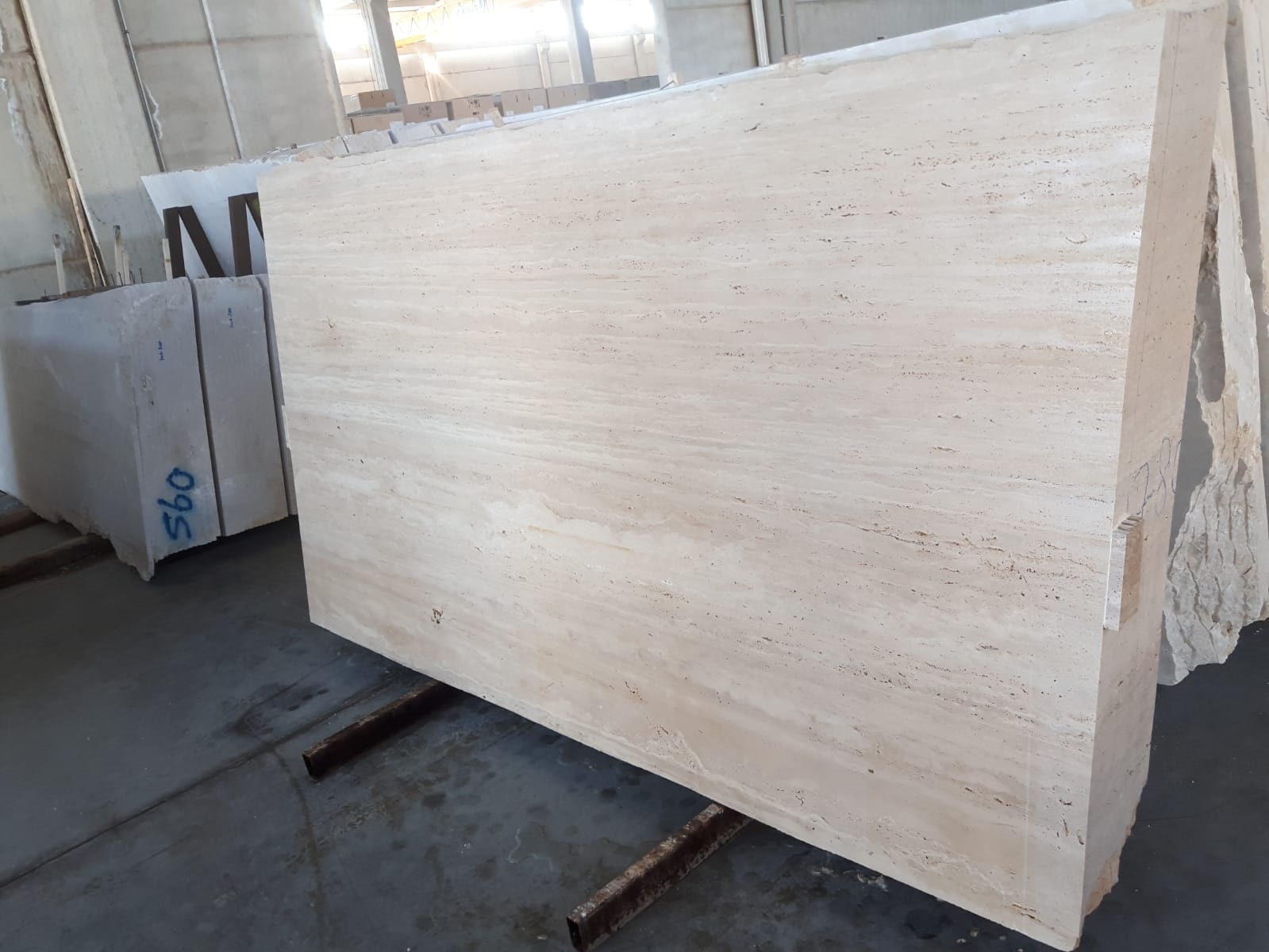 Travertine Veincut Slabs