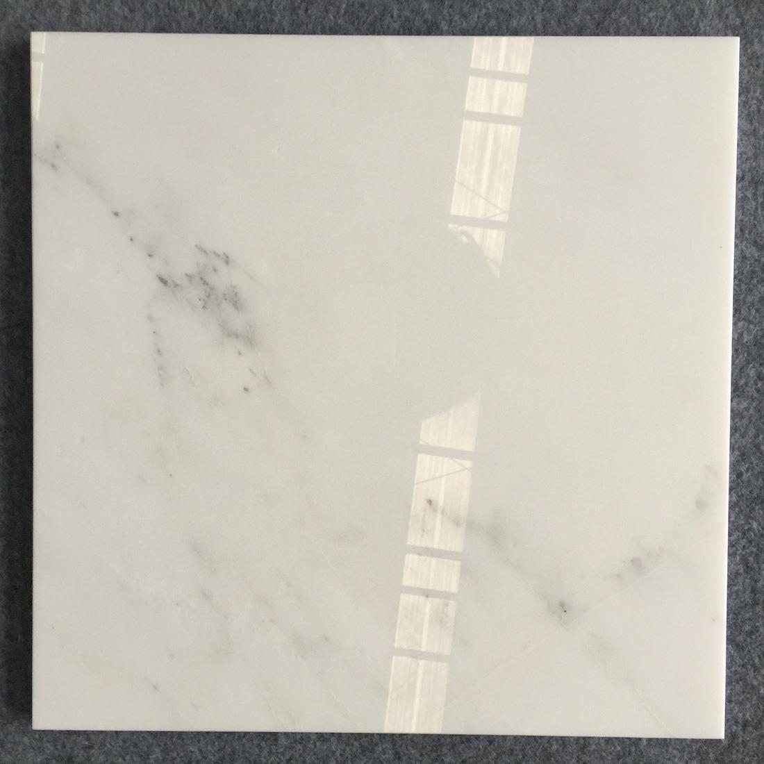 Calacata Fantastico white marble tiles