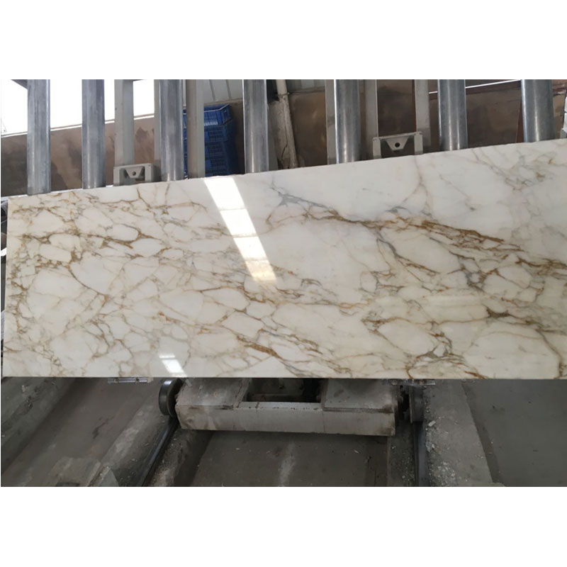 Calacatta Ore Gold Marble Slabs & Tiles Italy