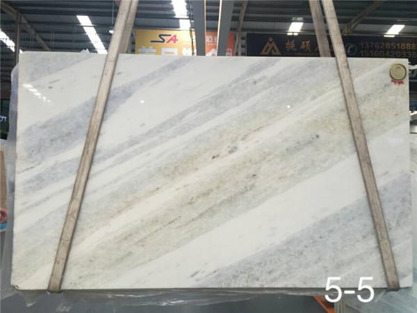 High Grade Calacatta Blue Marble Stone