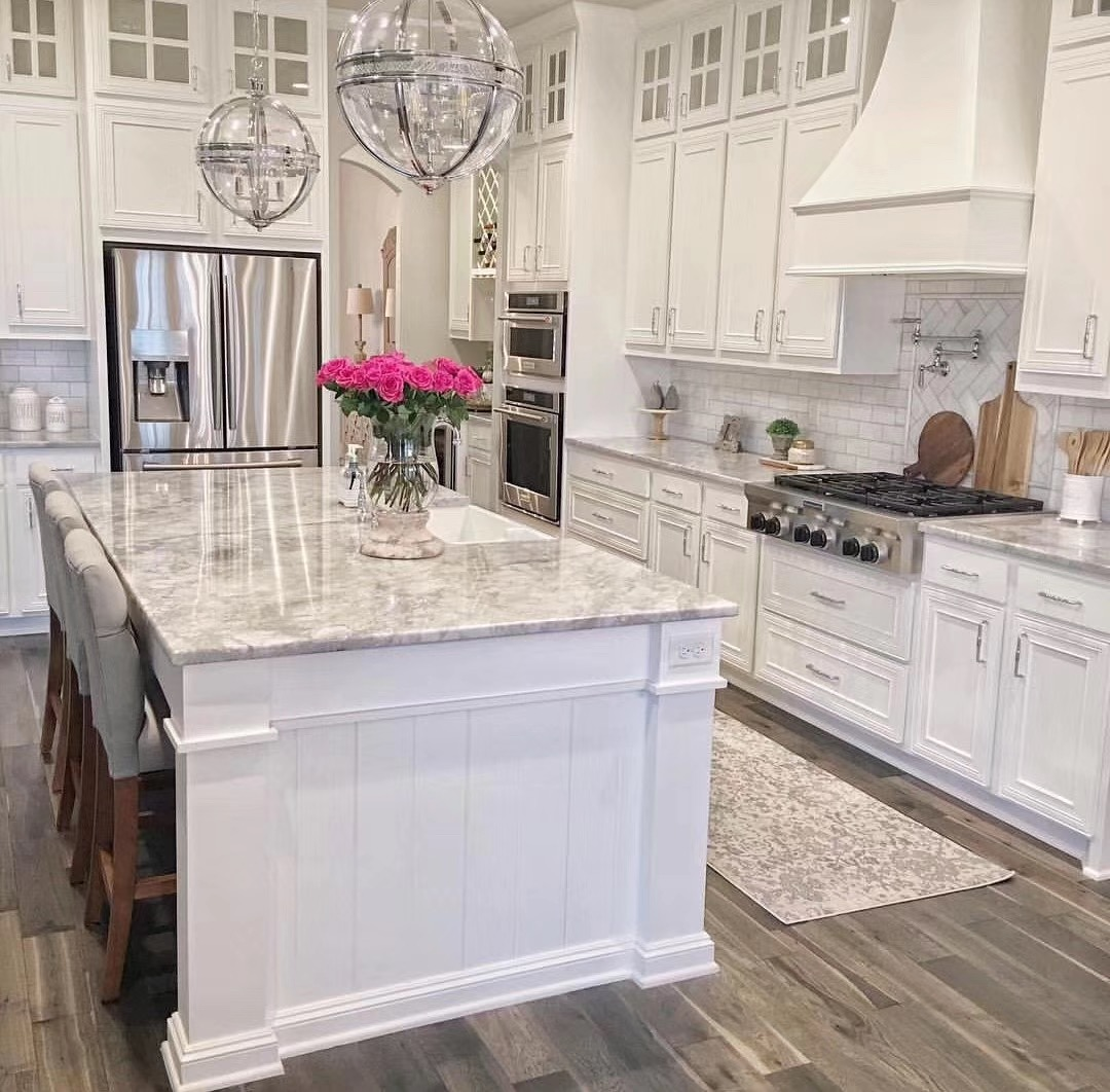 Calacatta Grey countertop