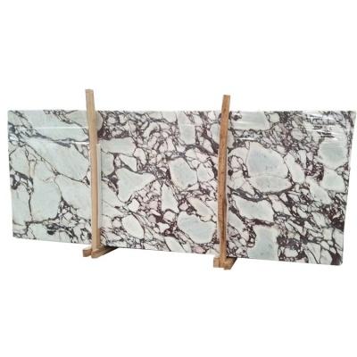 Calacatta Viola Marble White Marble Slabs