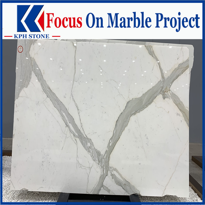 Calacatta Marble for Flooring
