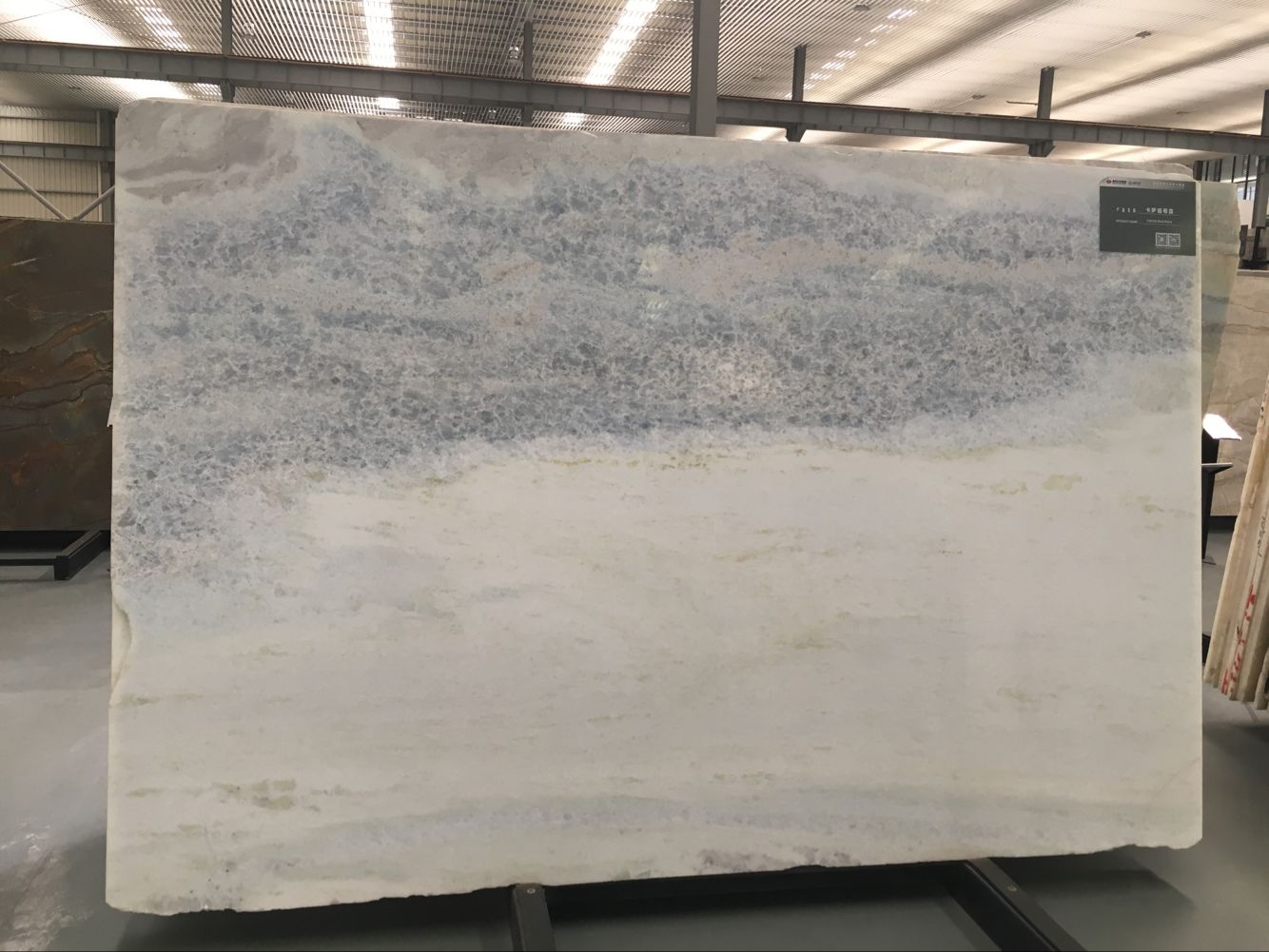 Calcite Carabica Extra Slabs  Natural Quartzite Slabs