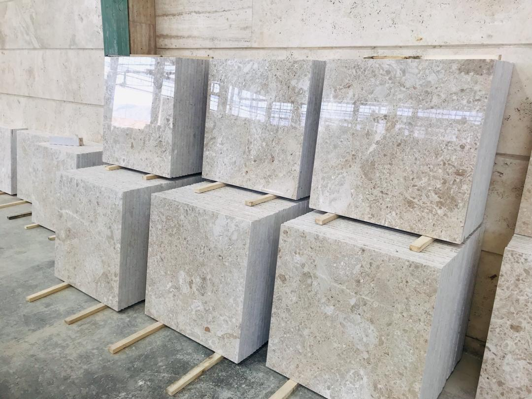 Cappuccino Marble Tiles Polished Beige Marble Tiles