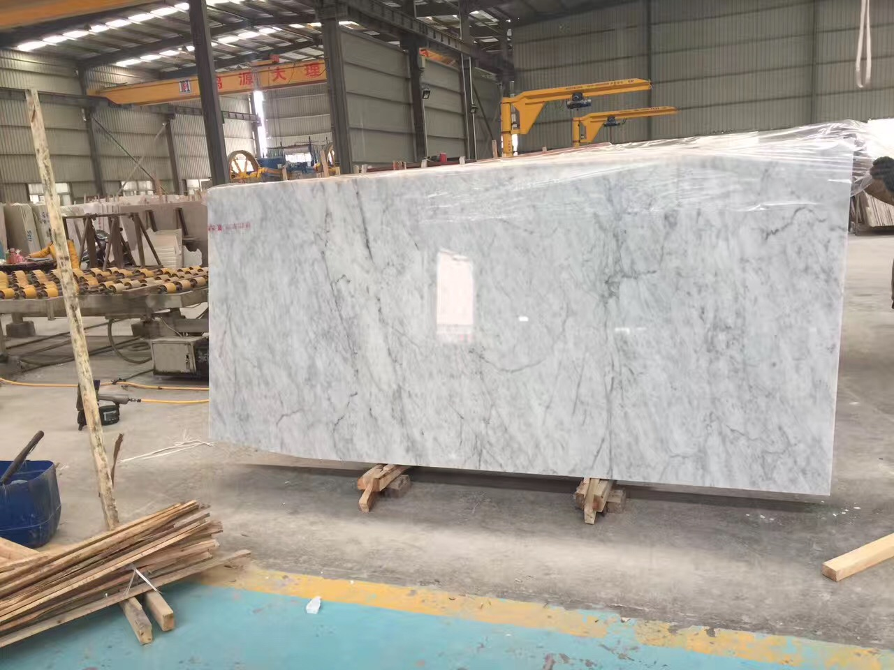 Cararra White Marbe Slab, Italy Cararra White Marble   White Marble