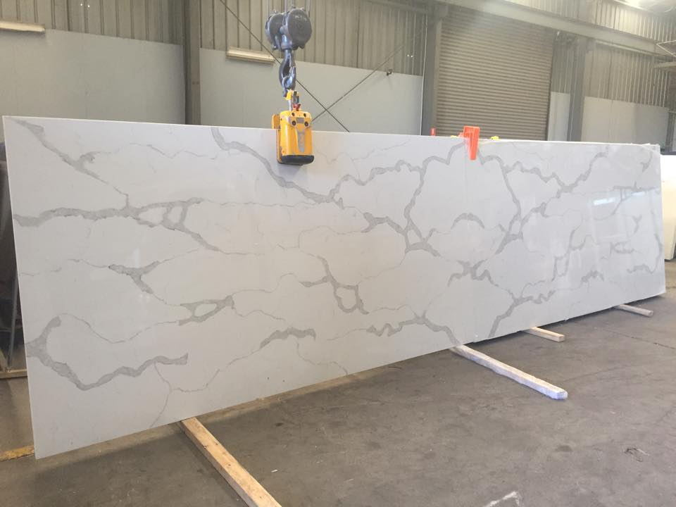 Carrara Marble Looking Quartz