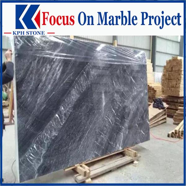 Carrrara grey marble