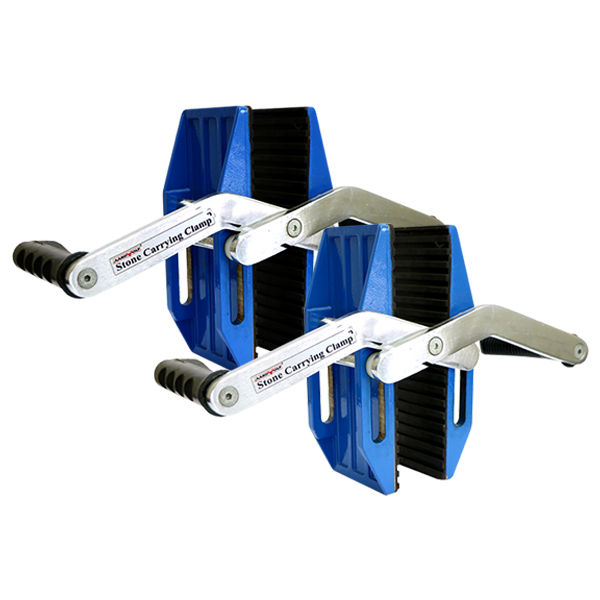 Carry Clamp for Sheet Material