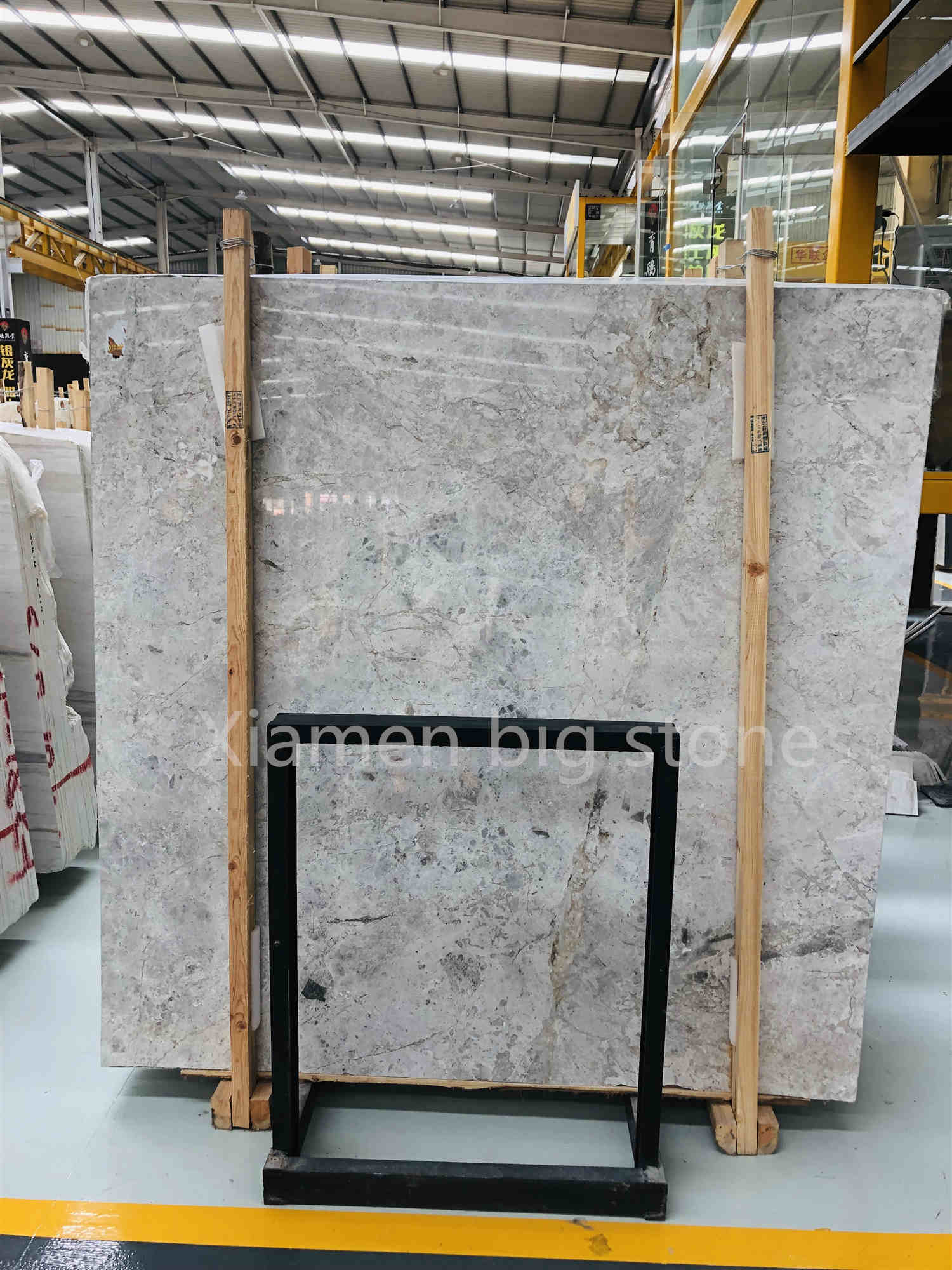 Castle Grey Marble Big Slab