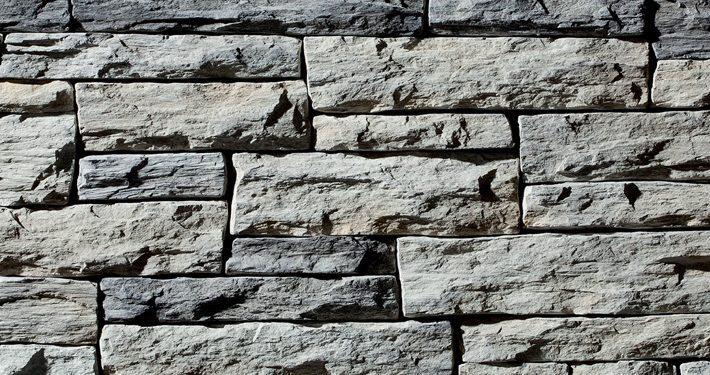 Chamonix Grey Wall Stone