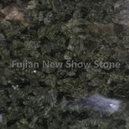 Green granite