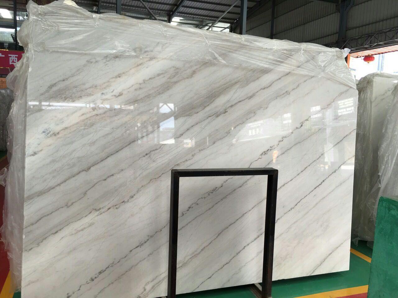 China Carrara Marble Slabs