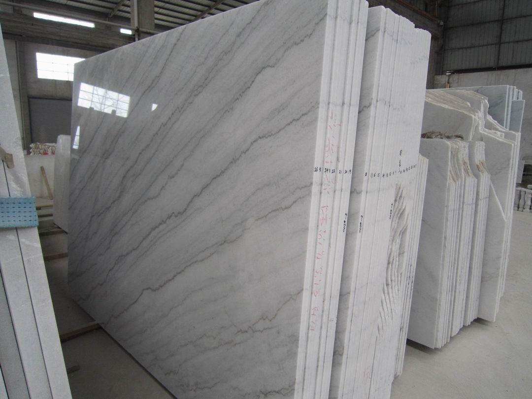 China Carrara White