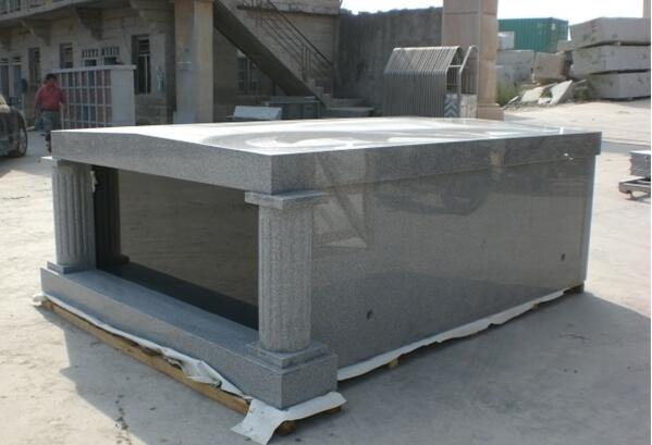China G603 Granite Monument