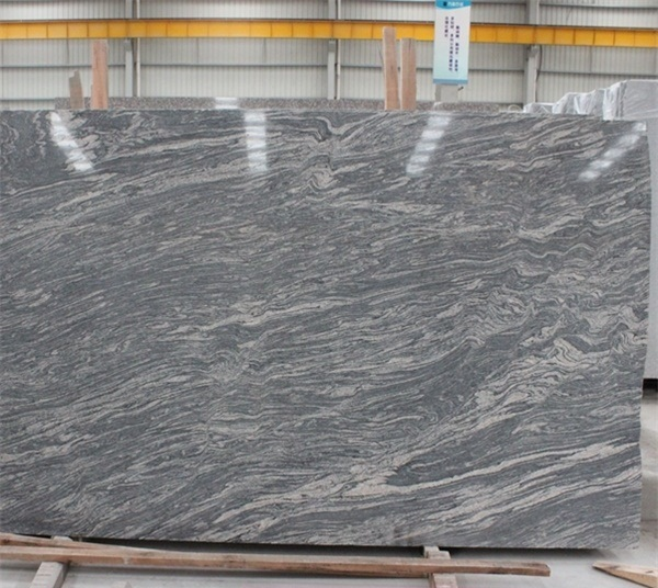 China Juparana granite slabs vanity top