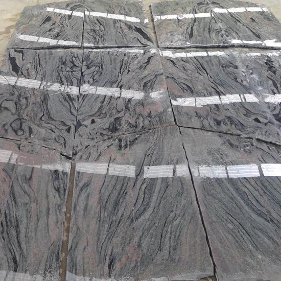China Juparana Granite Banseok Stone