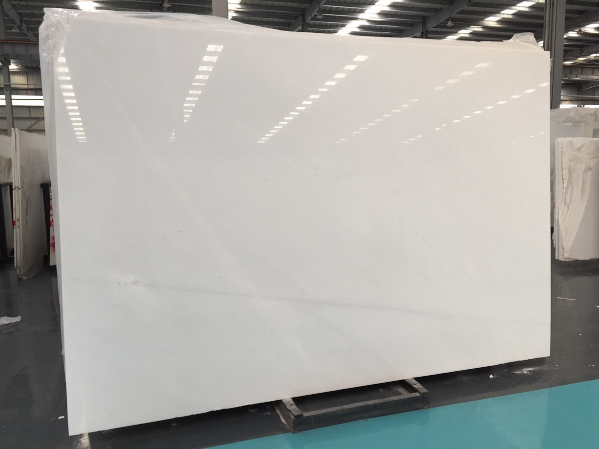 China White Marble Slab