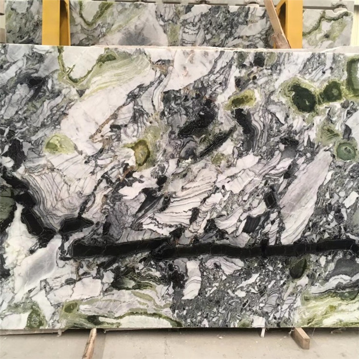 Cold Emerald Marble Slab Price