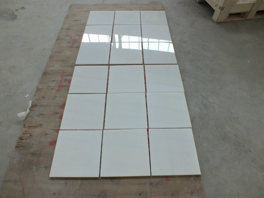 China white jade tile pure white