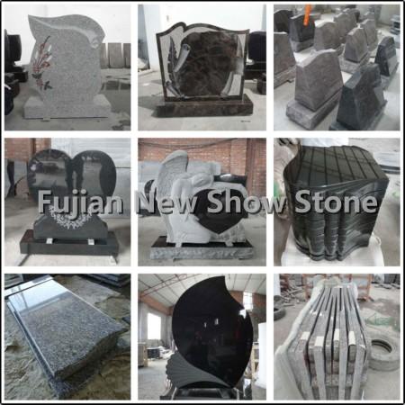 Chinese Granite Headstone