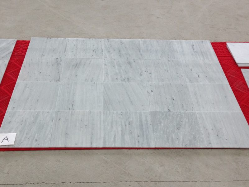 Chinese Bianco Carara marble
