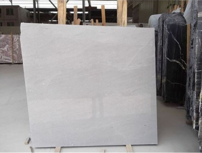 Chinese Grey Girl Marble
