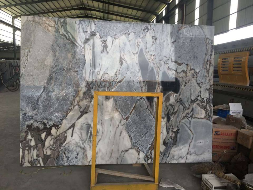 Chinese Colorful Marble Slab Stone