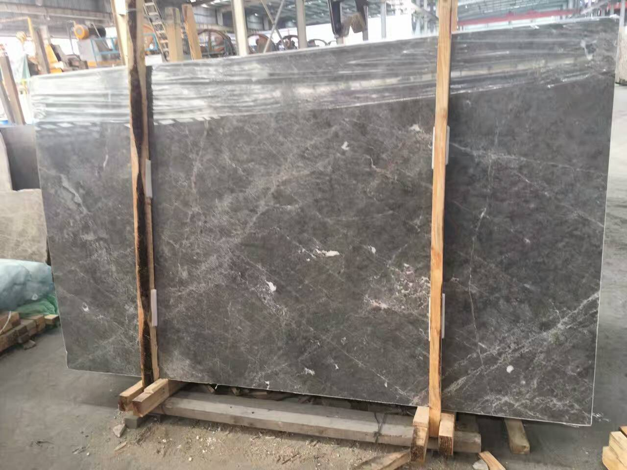 Chinese spider grey marble