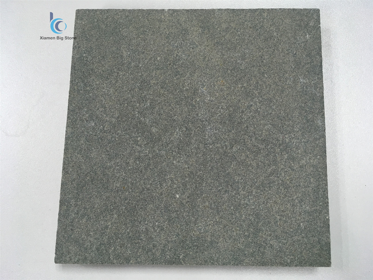 China Green Stone Flamed Brushed