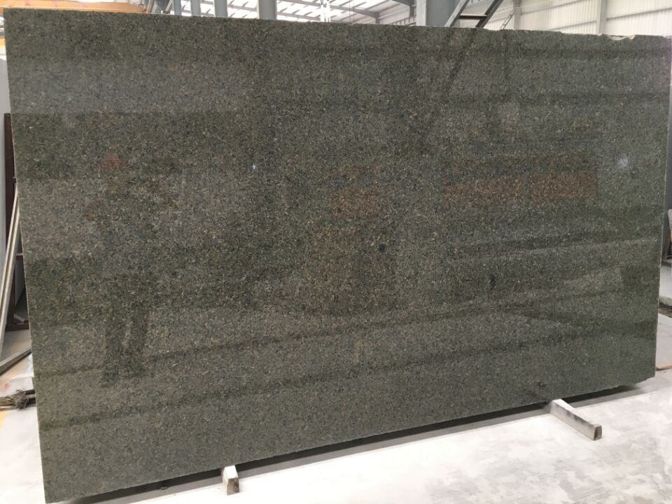 Cindy Green Granite Slabs China Green Granite Slabs