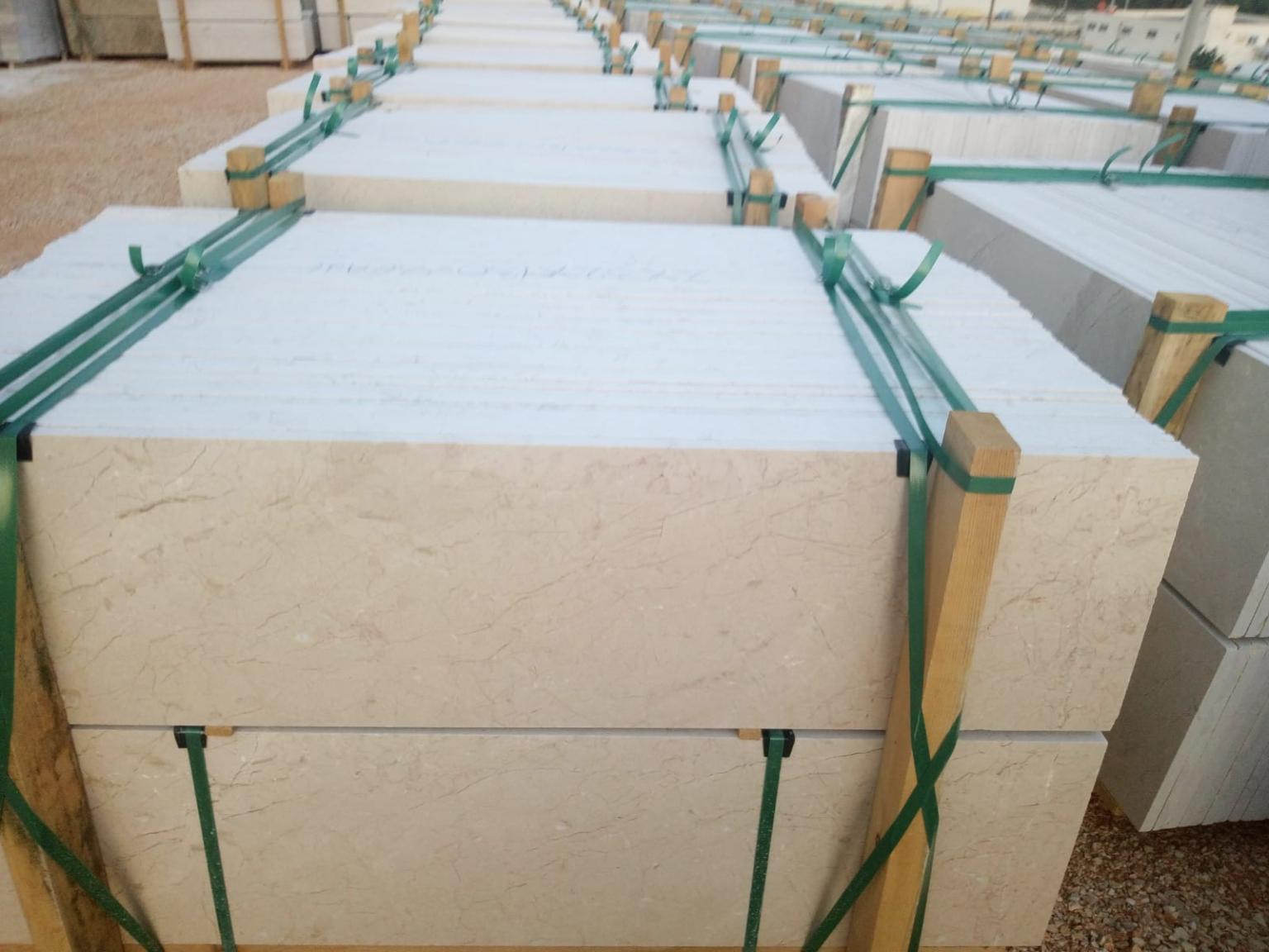 Classic Beige Marble Tiles