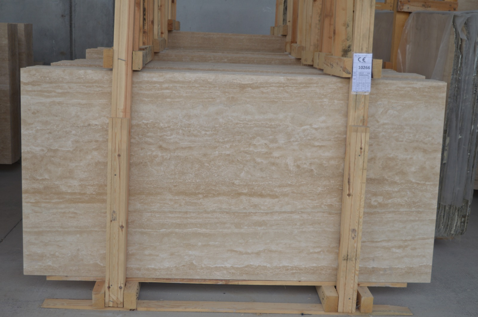 Veincut Classic Travertine Slabs