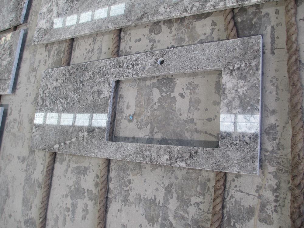 Classical white Linen slab