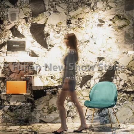 Jade marble tile
