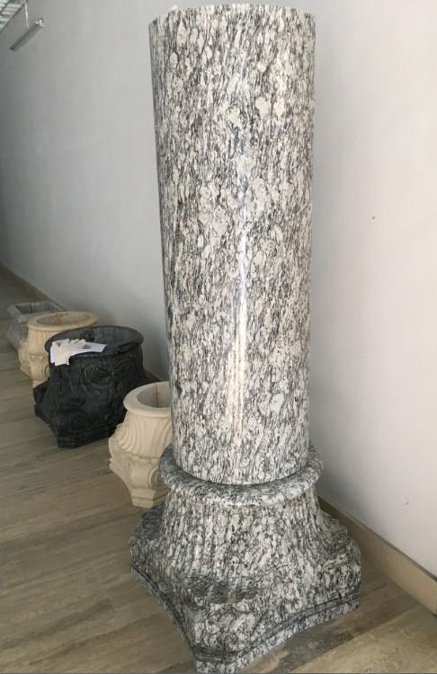 Chinese Stone Column