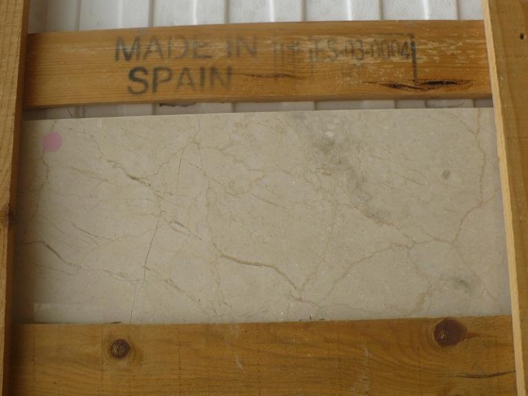 Crema Marfil tiles 61x305x1cm Clasico Range