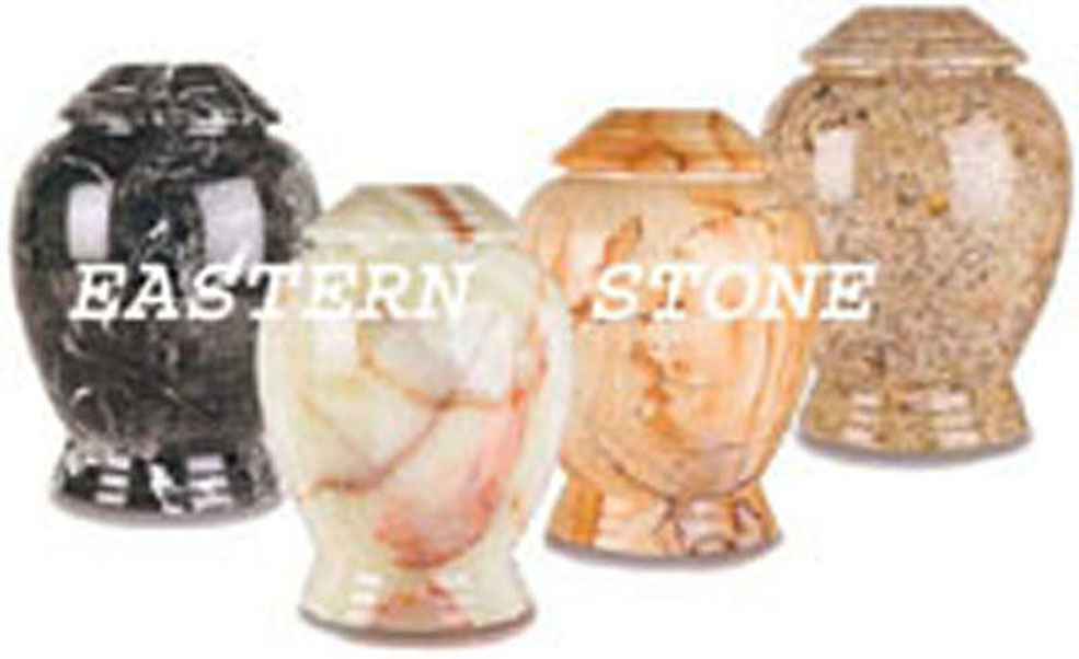 ONYX MARBLE STONE ASH URN CREMATION URN FUNERAL URN PET URN