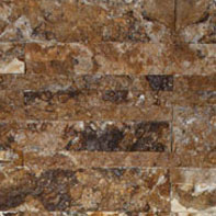 Walnut Travertine Split Face
